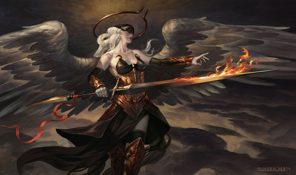 ArtStation - Herald of Dawn, Peter Mohrbacher