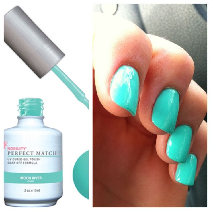 Love This Moon River Color From Lechat Perfect Match For A