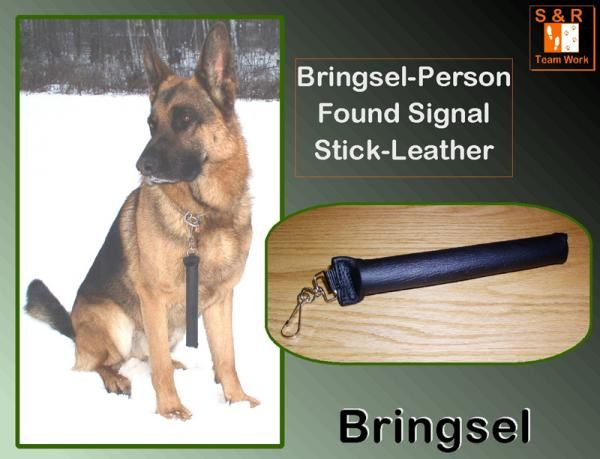 Bringsel Stick With Images Search And Rescue Dog Gear