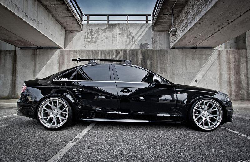 Audi S4 B8 Stance Lowered Modified Audi S4 Audi Audi Cars