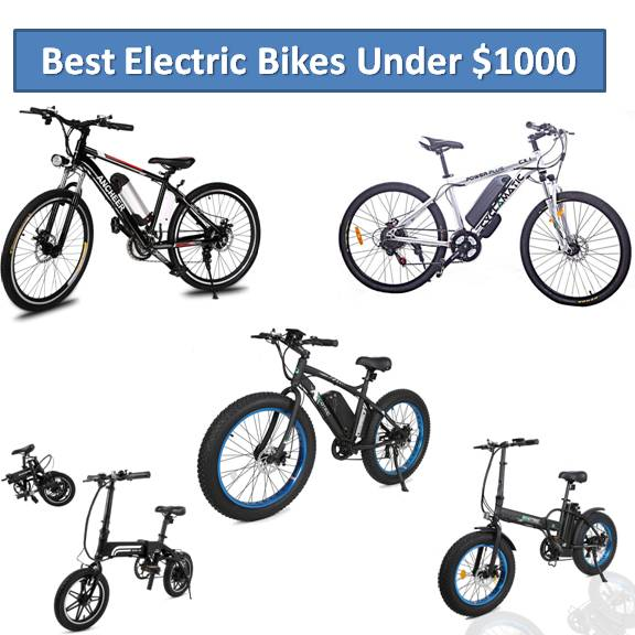 5 Best Electric Bikes Under 1000 In 2020 Ultimate Buyer S Guide