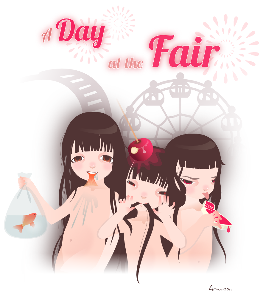 A day at the fair - Hysterical Minds Collective 3.0