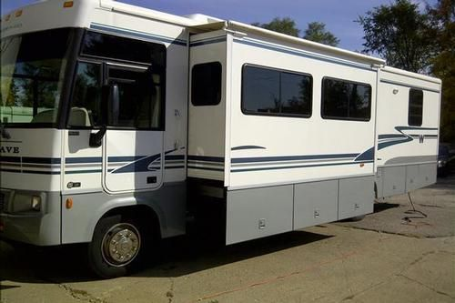 Pin by RV Registry on Class A Gas Motorhomes | Used rv