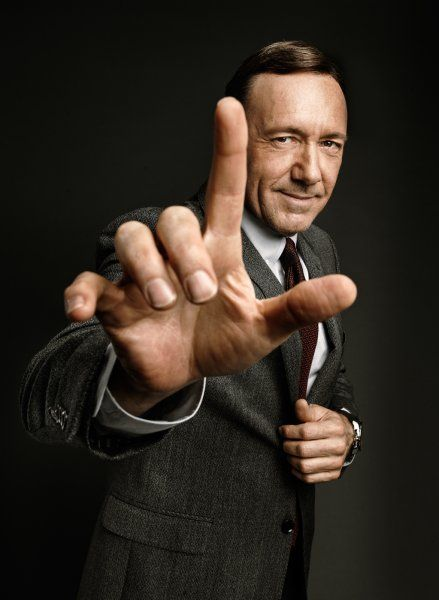 Kevin Spacey - GQ Men of the Year 2013 - Power Broker                                                                                                                                                                                 Mehr