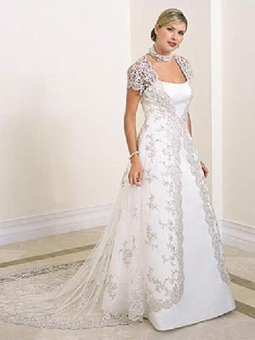 plus size wedding dresses short with color | vestidos de novia al