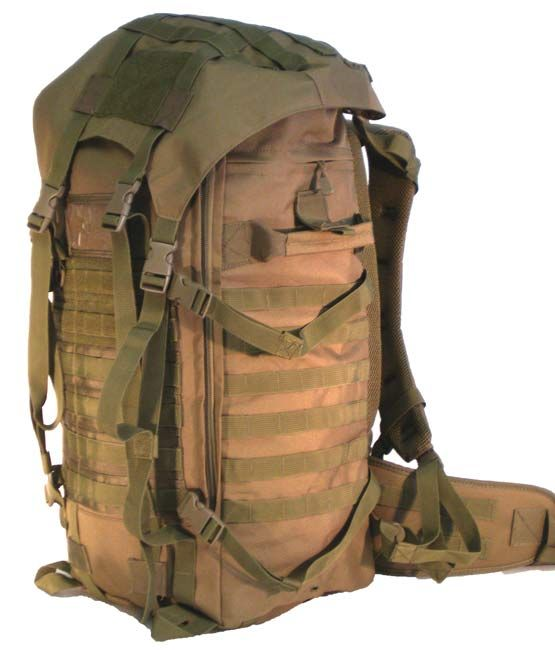 Advanced Mountaineering Tactical Backpack | Outdoors | Pinterest ...