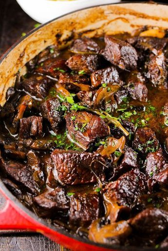 Photo of Wild Mushroom and Beef Stew – Girl and the Kitchen