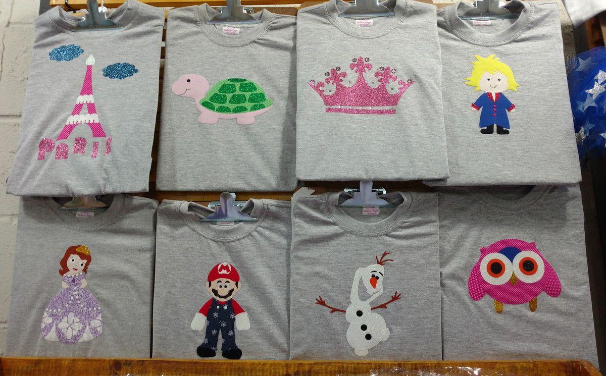 6e3aa7b490 Camiseta Infantil