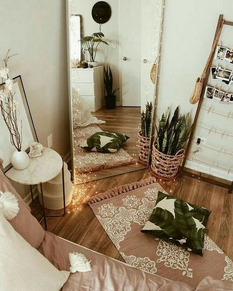 inspiring cozy apartment decor on  budget home ideas bedroom room also rh pinterest