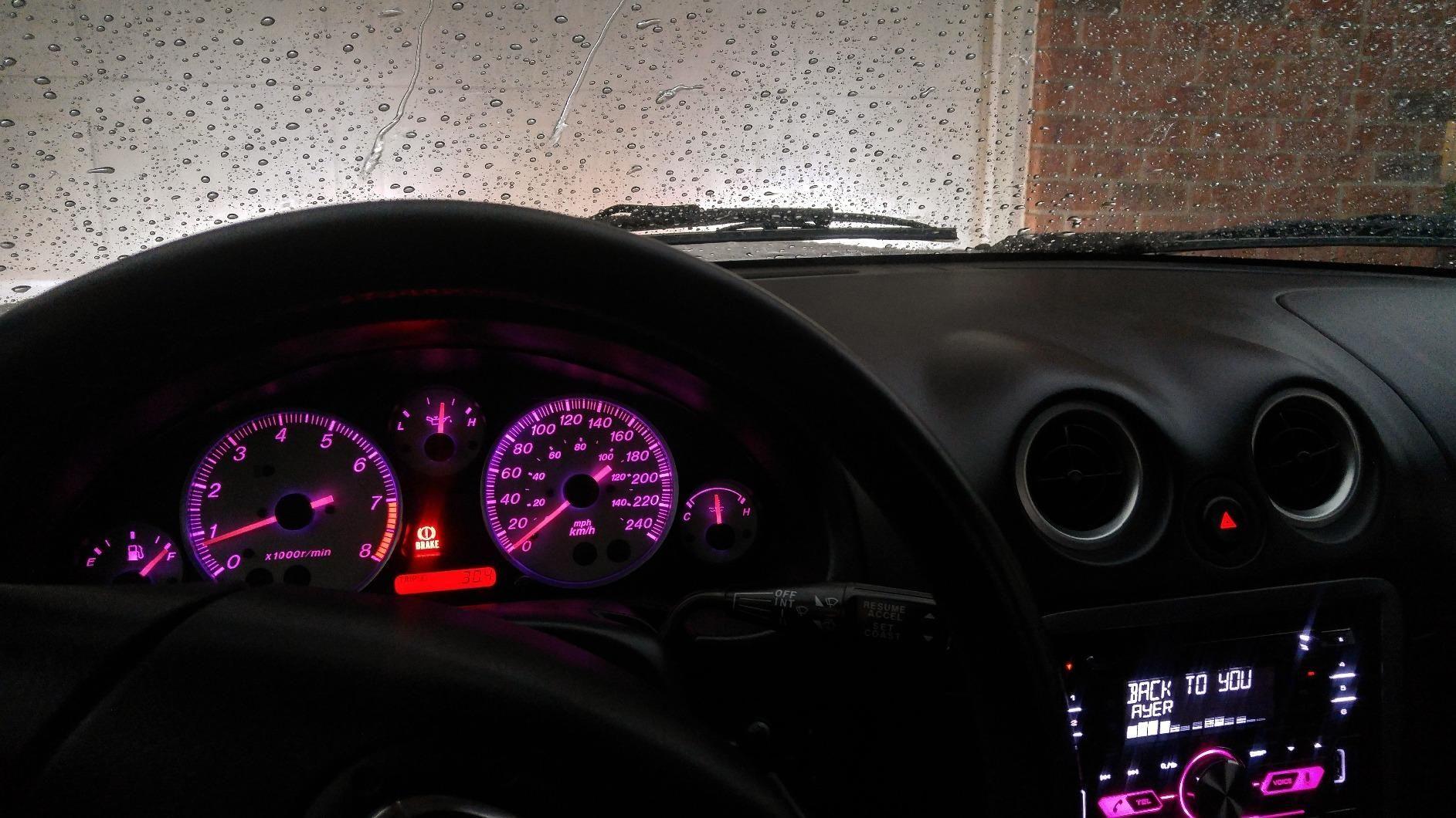 10Pcs White T10 158 194 161 W5W LED Speedometer Instrument Dash Lights Lamp 12V