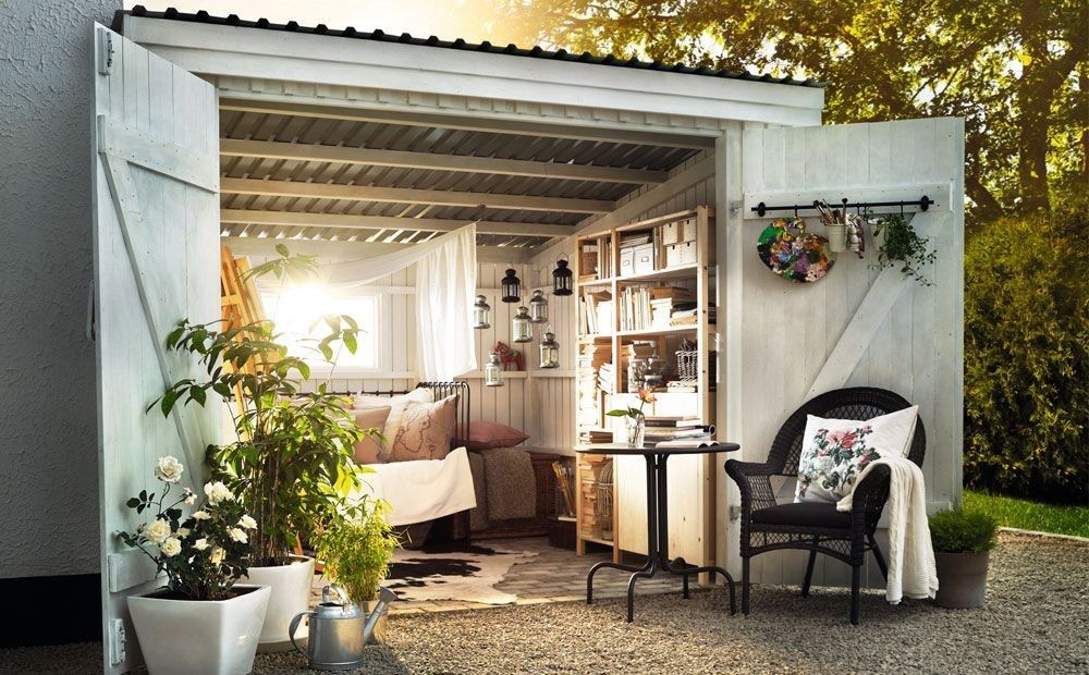 BUILD A SHED, BUILD SHED, GARDEN SHED, OUTDOOR SHED ...