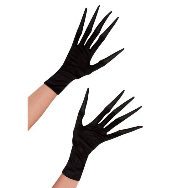Long Fingered Gloves #area51partyoutfit