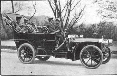 1905 American Napier Touring Napier Motor Car Company Of America