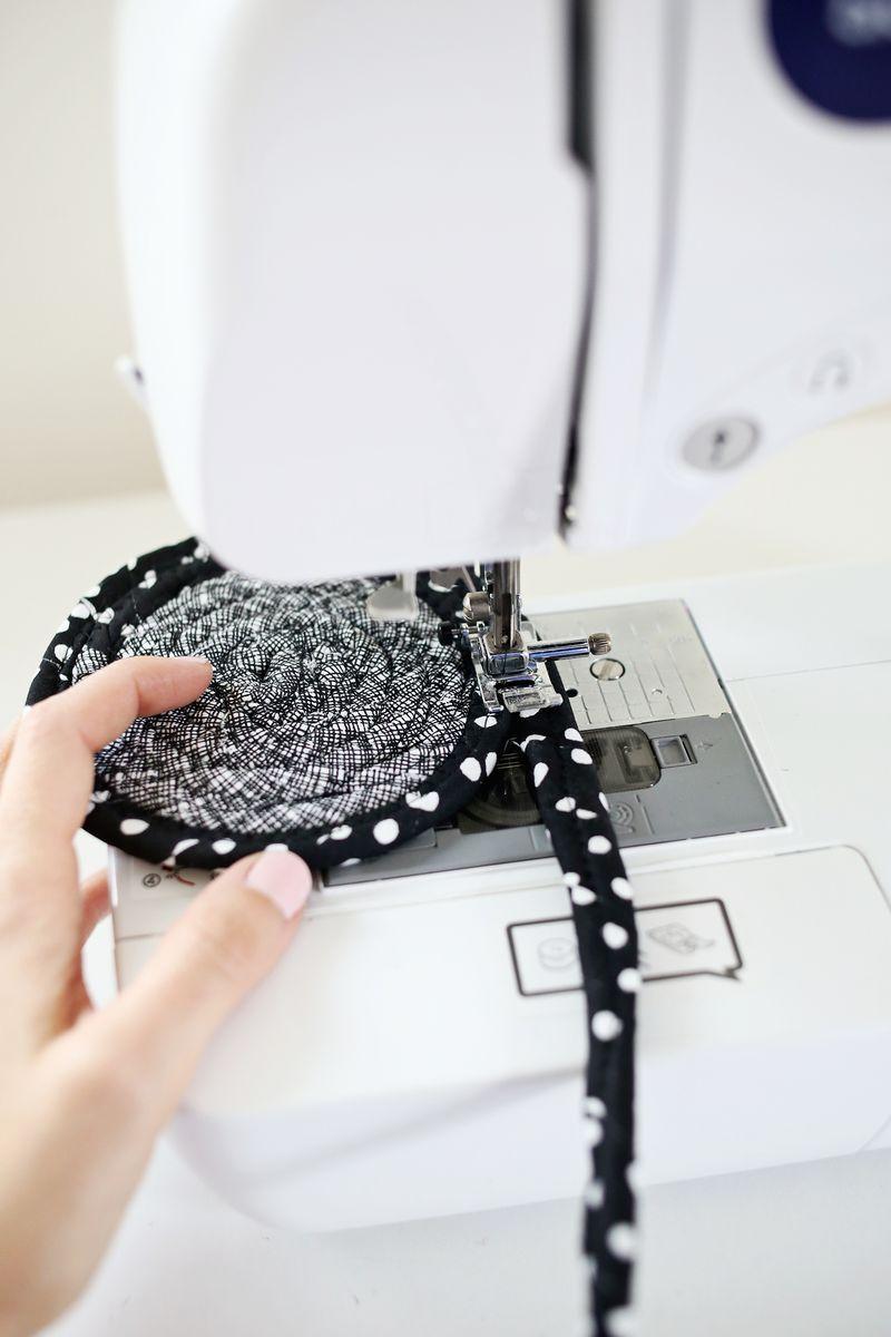 Make Your Own Rope Rug Nähen Pinterest Teppiche Nähen Und Diy