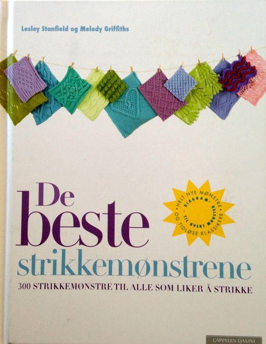 Photo of Biblioteket: De beste strikkemønstrene