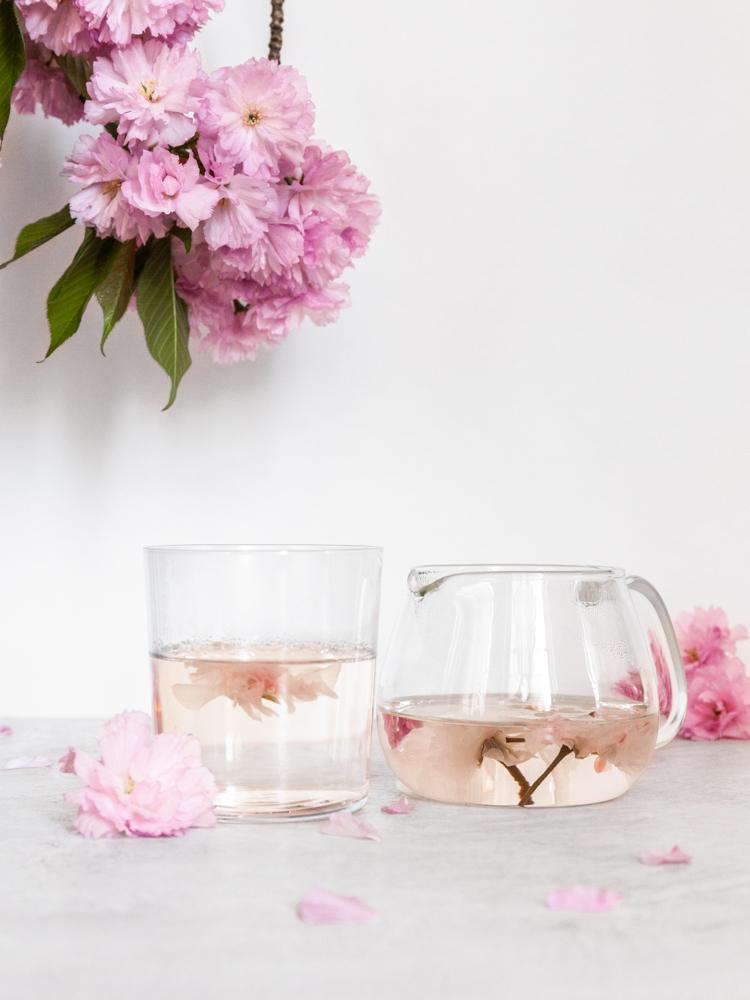 Savor Spring How To Make Preserved Cherry Blossom Tea Rikumo Journal Cherry Blossom Cherry Tea Cherry Flower
