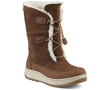 Sperry Top-Sider Women's Powder Valley Vibram Arctic Grip Boot · Snow  BootsWinter ...