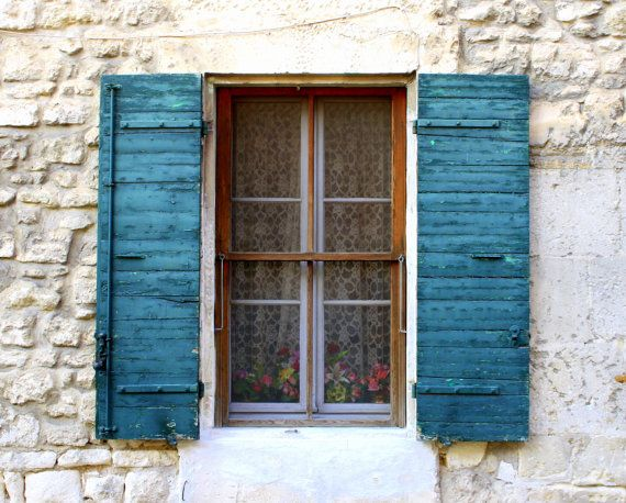 Provence france country french decor distressed for French country windows