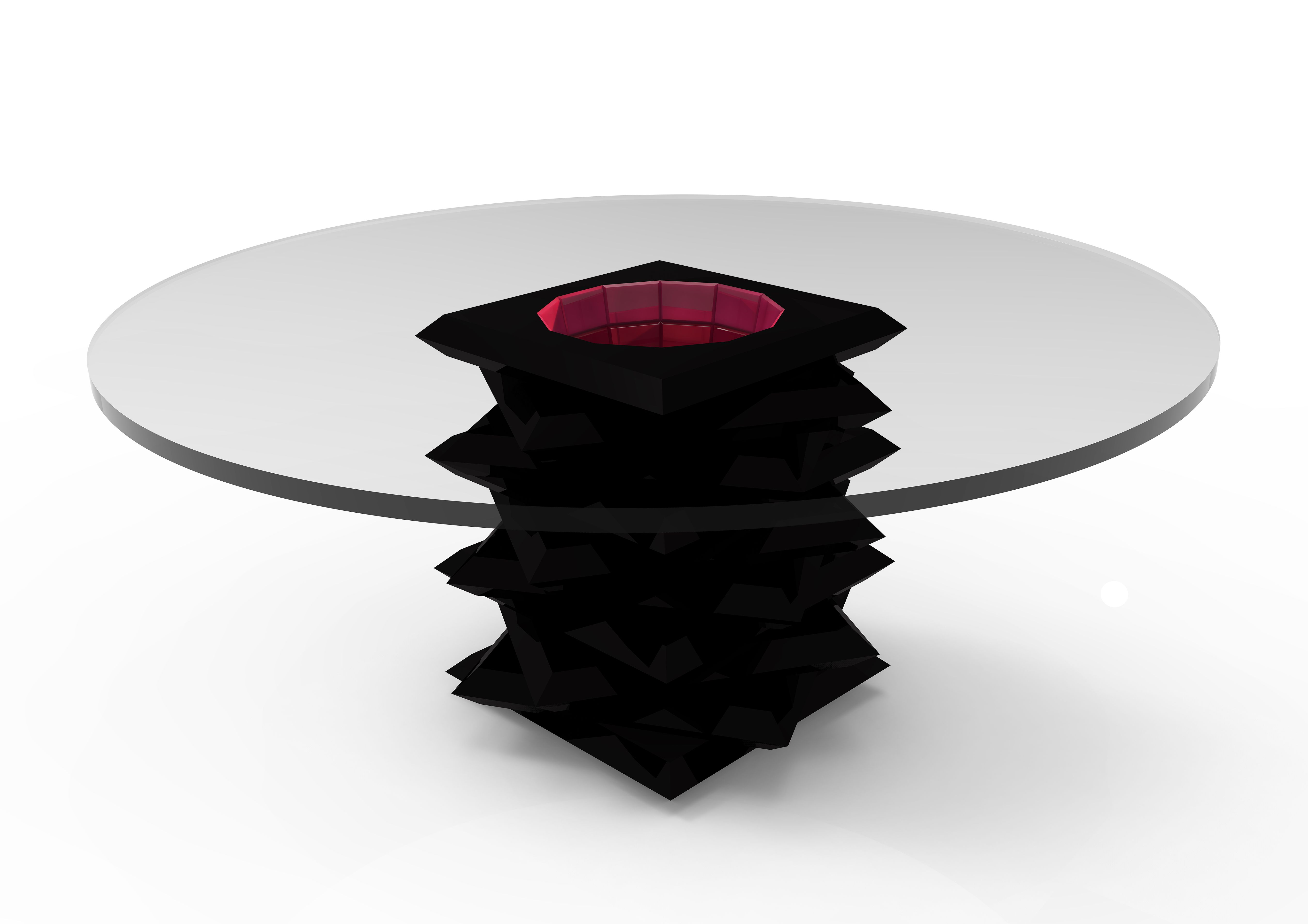 A mysterious and exclusive piece for your dining room