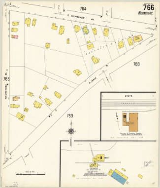 Milwaukee 1910 vol 7 sheet 766 Digital Sanborn Maps of