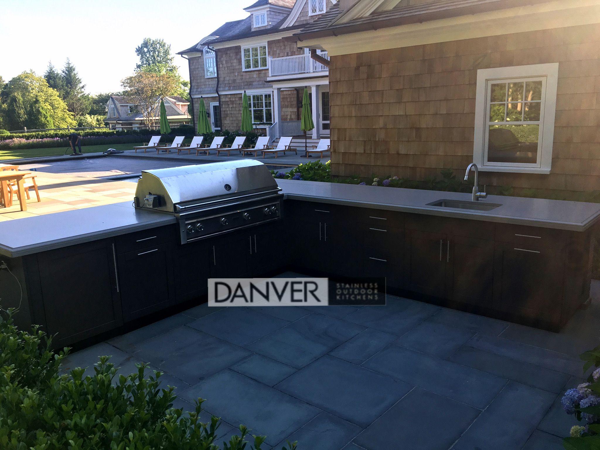Danver Stainless Steel Outdoor Kitchen Outdoor Kitchen Outdoor Kitchen Cabinets Luxury Outdoor Kitchen