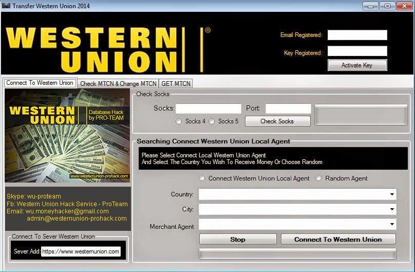 Clean we… | Clean Western Union Transfers (www bostrader org