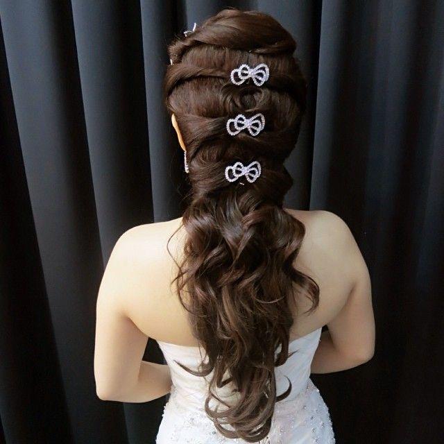 Wedding Dinner Hair Style: Pin On Hair Styles, Updos, Braids