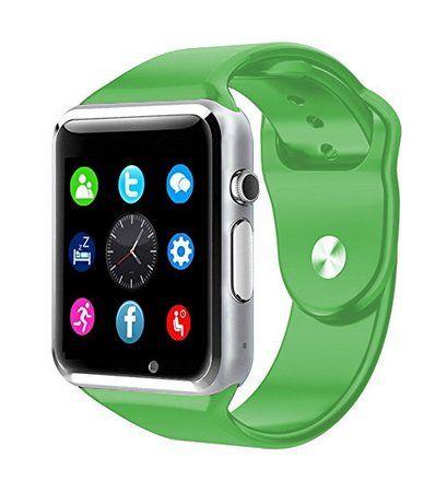 Longislandchic Bluetooth Touch Screen Smart Wrist Watch