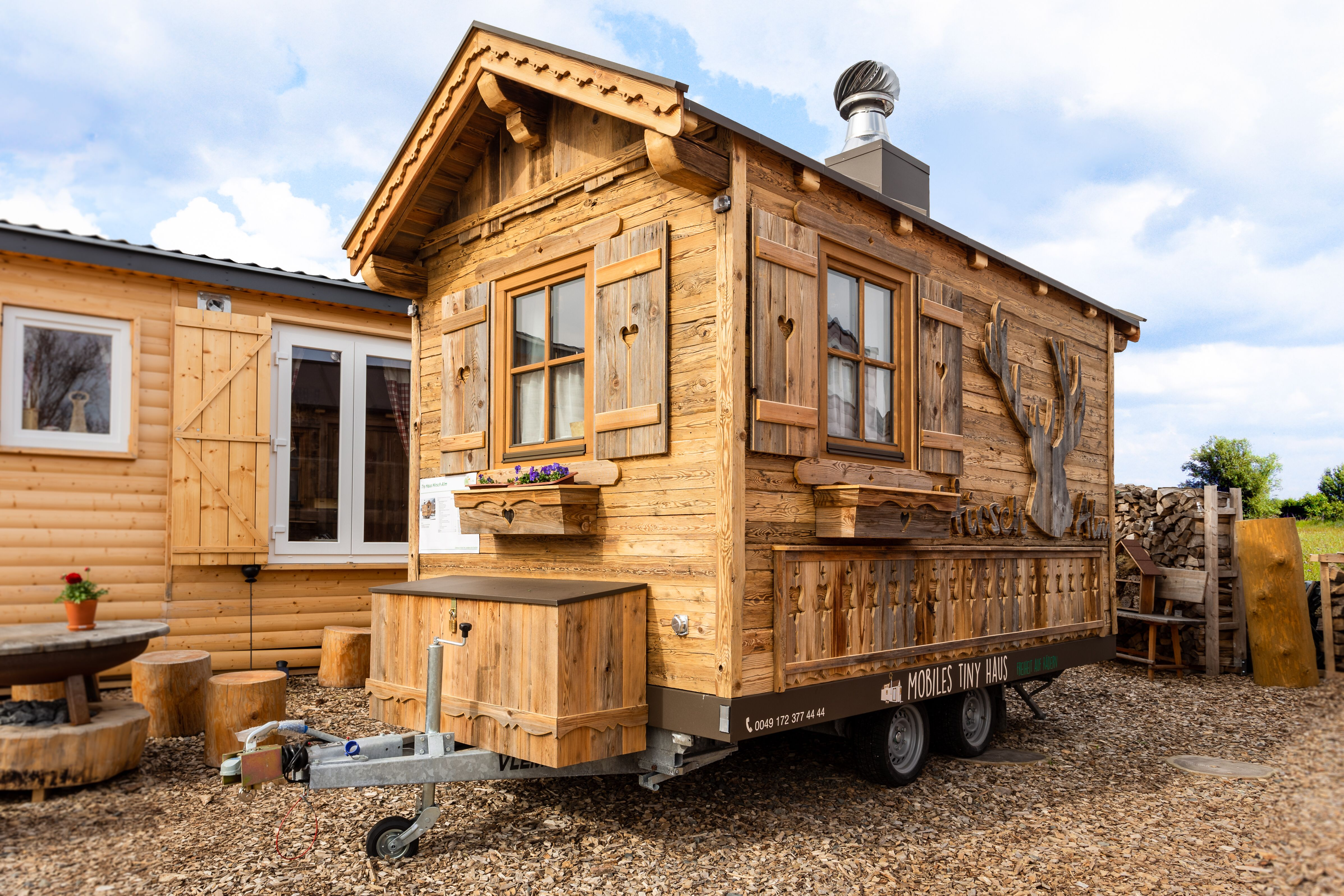 Tiny Haus Auf Rädern