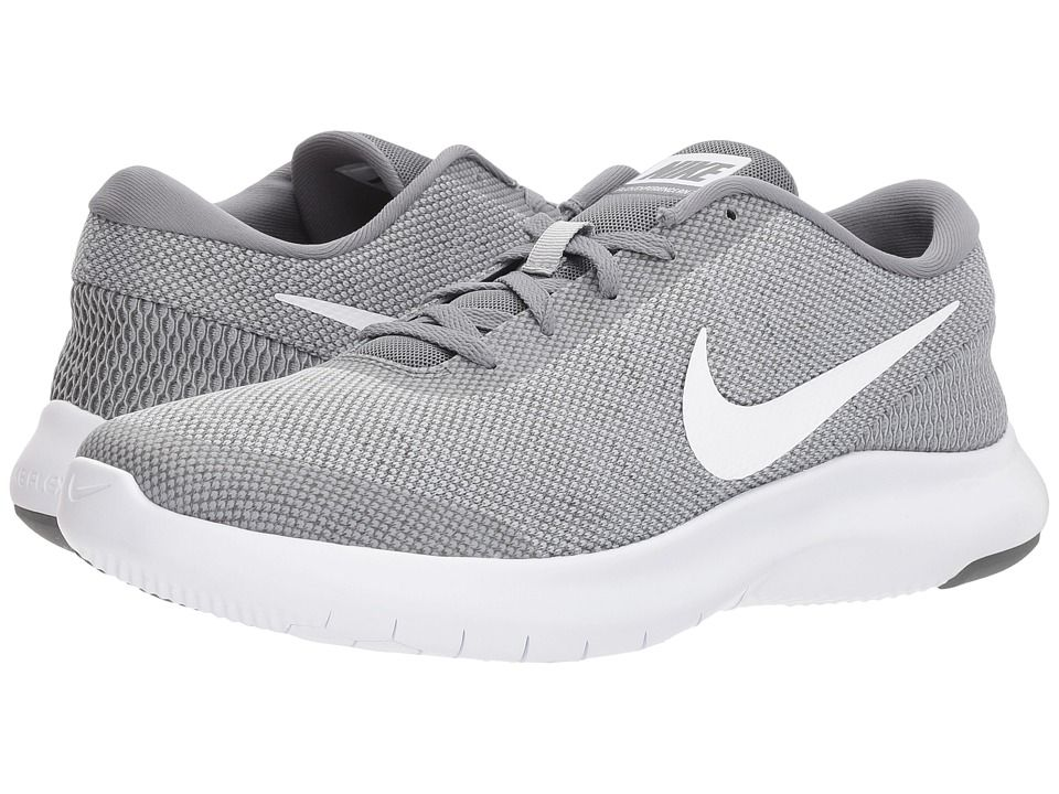 f0ead08763bf Nike Flex Experience RN 7 (Wolf Grey White Cool Grey) Men s Running ...