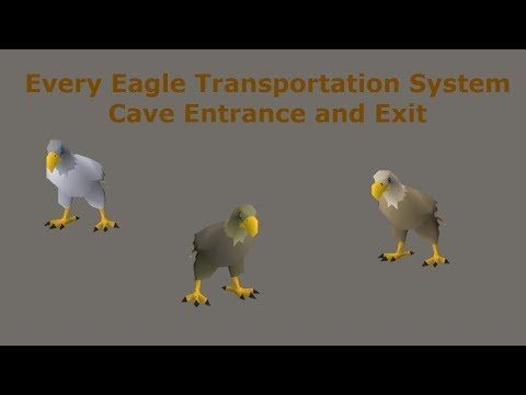 Travel Via Eagle Osrs All Entrances And Exits To The Eagle