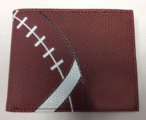 Football Men's Wallet – 13 Mascots