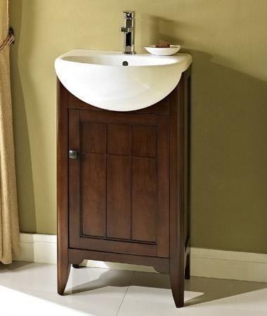 Fairmont Designs Prairie Vanity Sink Combo Around The - 18 inch bathroom vanity with sink for bathroom decor ideas
