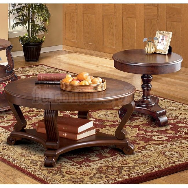 High Quality Brookfield Occasional Table Set