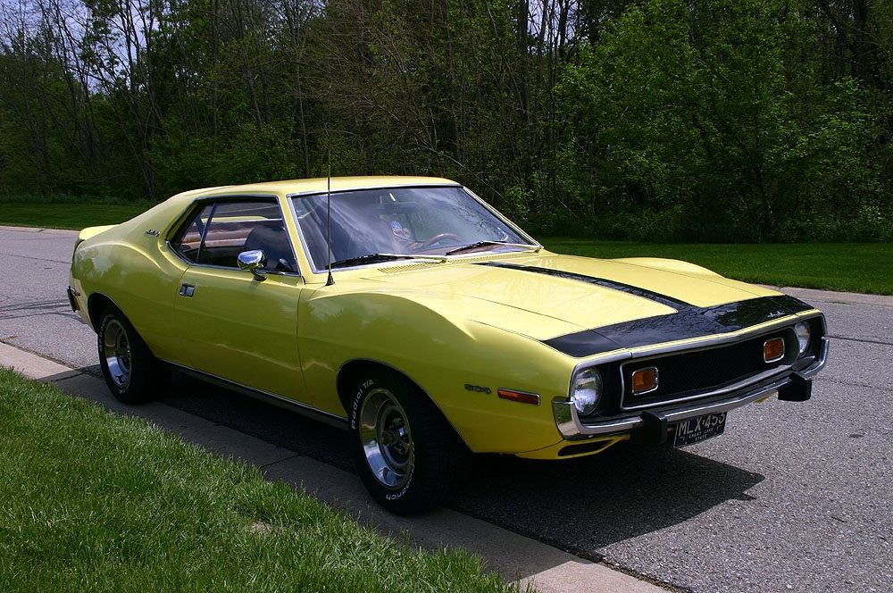 AMC Javelin | Muscle Cars | Pinterest | Amc javelin, Cars and Vehicle
