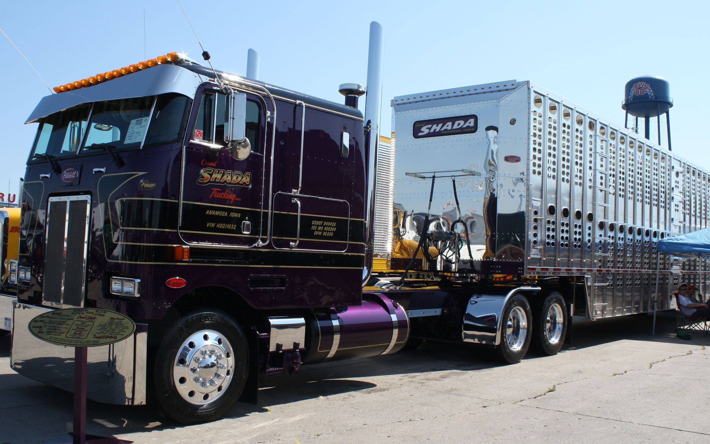 Trucks For Sale In Okc >> Anybody love long hood big trucks? - AR15.Com Archive | DIESEL CARS | Pinterest | Peterbilt ...