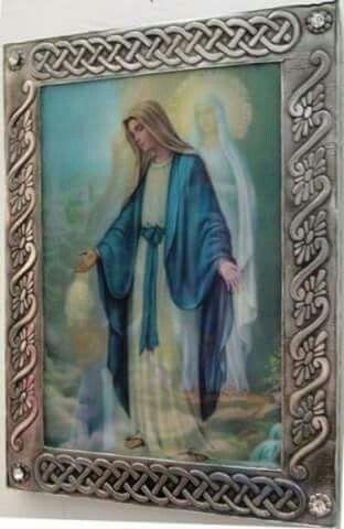 Nossa Senhora das Graças e Santa Ana