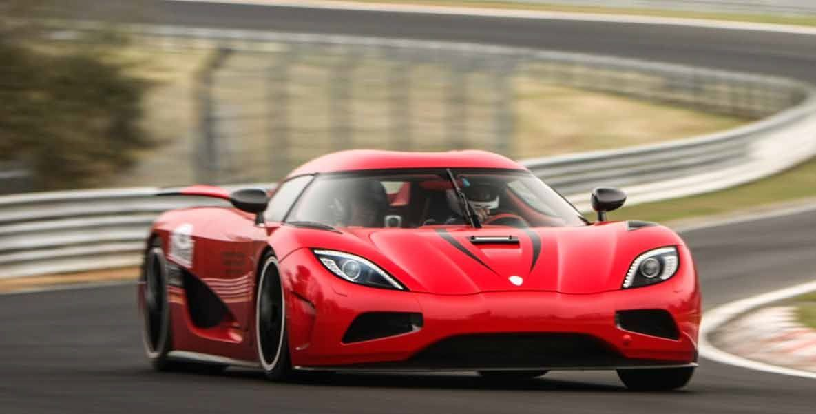 A Full List Of Koenigsegg Quarter Mile Times From To