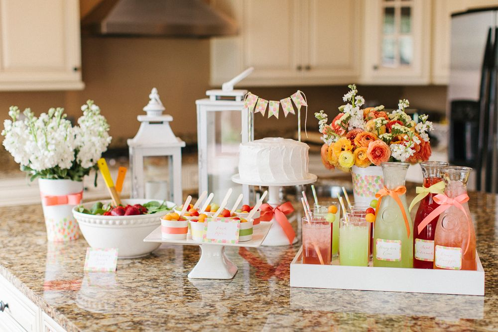 brunch decorating ideas - Buscar con Google | Party ideas ...