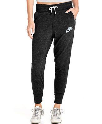 newest 8e412 ee770 Nike Pants, Gym Vintage Sweatpants