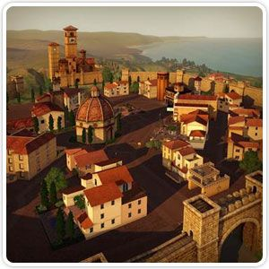Worlds - Store - The Sims™ 3 Monte Vista