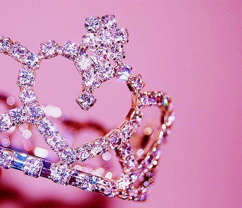 Imagen de pink, crown, and princess