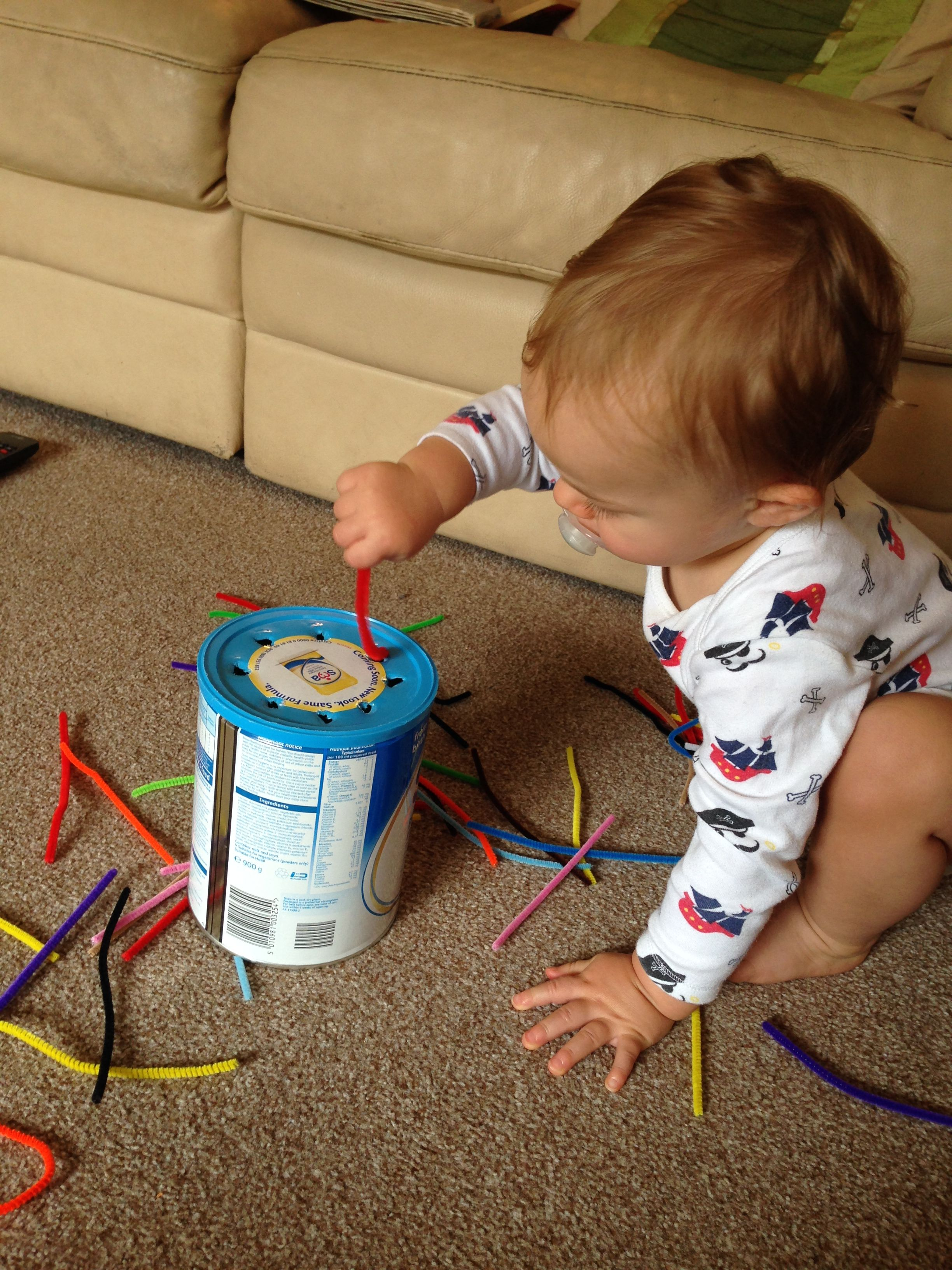 10 Simple And Fun One Year Old Activities