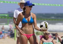 2014 Ecsc East Coast Surfing Championships Beach Volleyball Virginia Pregowska Va Watts Photos Tags 2014 Ecsc Eas With Images Volley Beach Volleyball World Best Photos