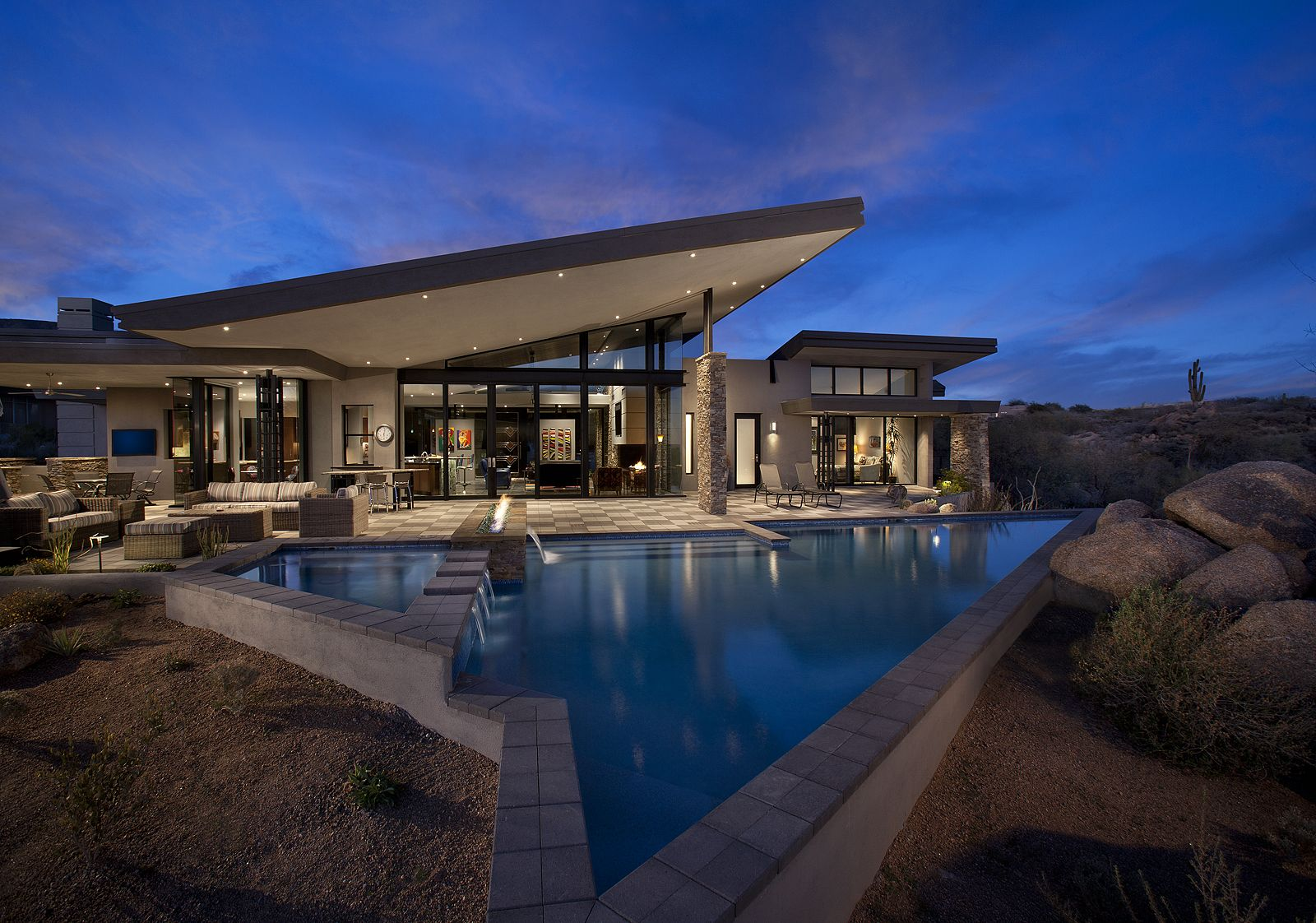 Luxury Homes Beautiful Modern Homes Contemporary House Design Architecture