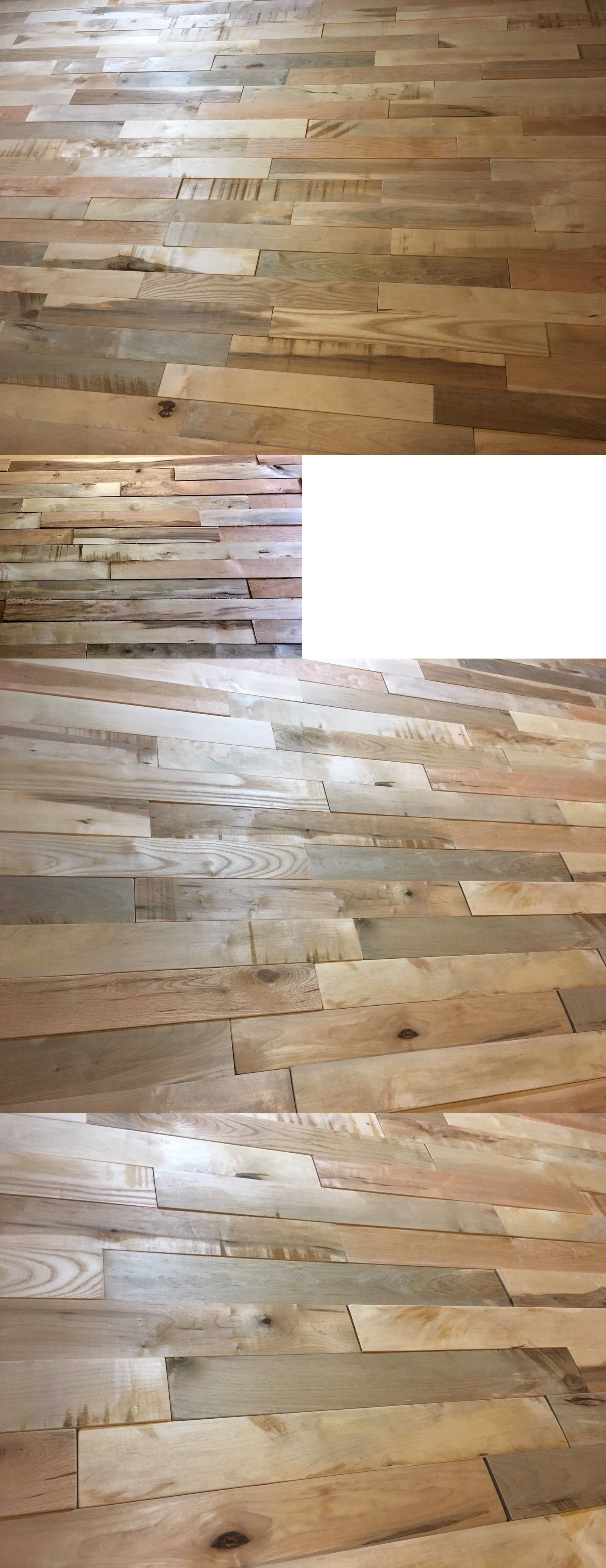 Woodworking Lumber Shiplap Wall Planks Planed Sq