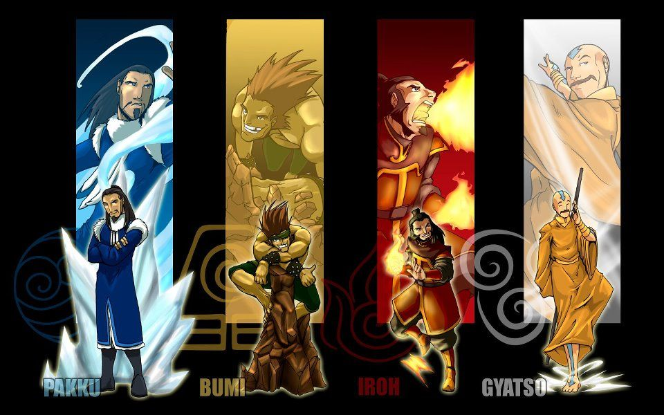 Avatar The Last Airbender Young Masters Avatar The Last