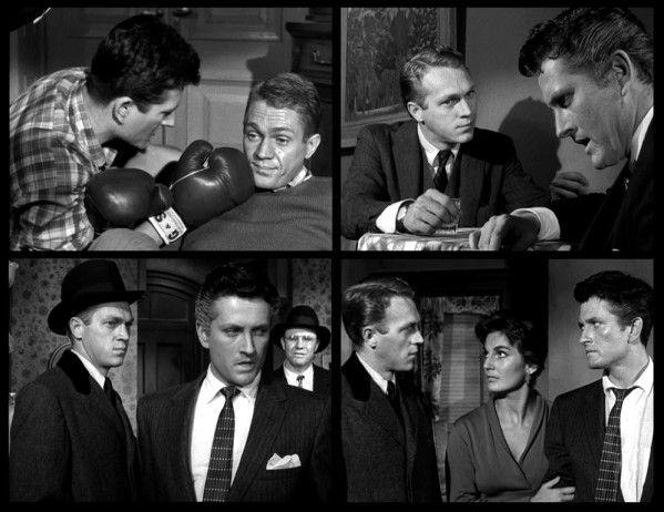 """""""Never love a stranger"""" - Robert Stevens (1958)"""