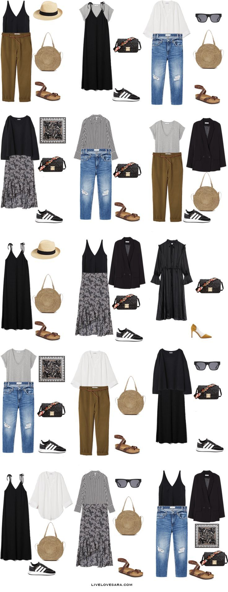 If you are wondering what to pack for Saint Petersburg, Russia in the summer time for 7 days, you can see some ideas here. What to Pack for Russia Packing Light List | What to pack for Saint Petersburg l | What to Pack for summer | Packing Light | Packing List | Travel Light | Travel Wardrobe | Travel Capsule | Capsule | #travelwardrobesummer