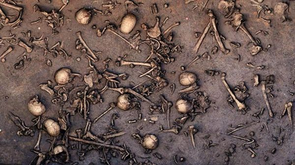 Hallan restos en el norte de Europa de la mayor batalla de la Edad del Bronce - Arqueología, Historia Antigua y Medieval - Terrae Antiqvae